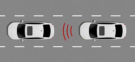 Maintenir les distances de sécurité
