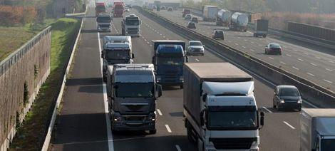 Circulation sur l'autoroute