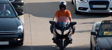 Les motards vus par les autres