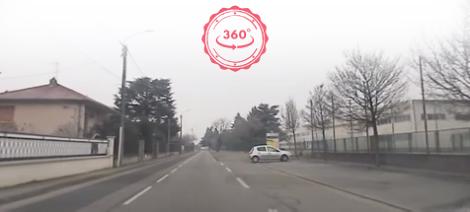 Examen du permis de conduire : entraînez-vous en 360°
