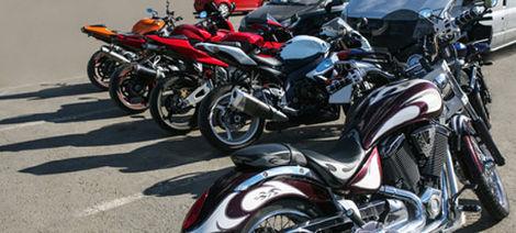 Le choix de la moto