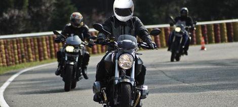 Maîtrise de la moto à allure normale - II
