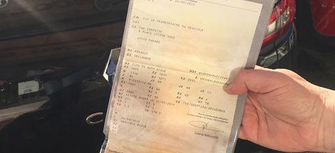 Vérifications intérieures : Documents
