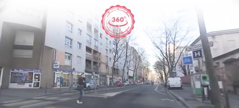 Communiquer avec les autres usagers : conseils en vidéo 360°